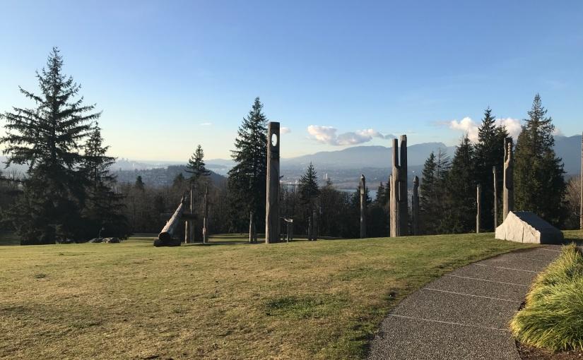 "A ""virtual Walk"" @ Burnaby Mountain Park & KushiroPark"